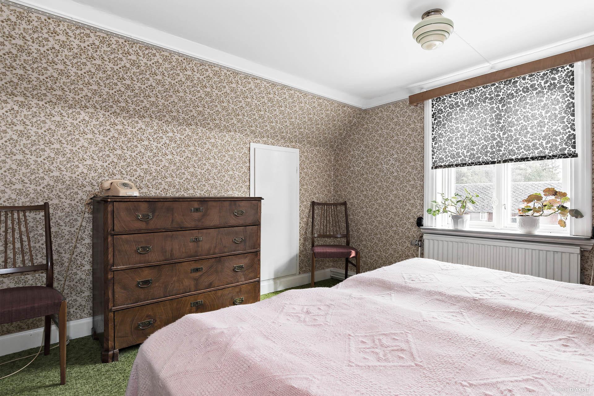Lilla sovrummet på övervåningen
