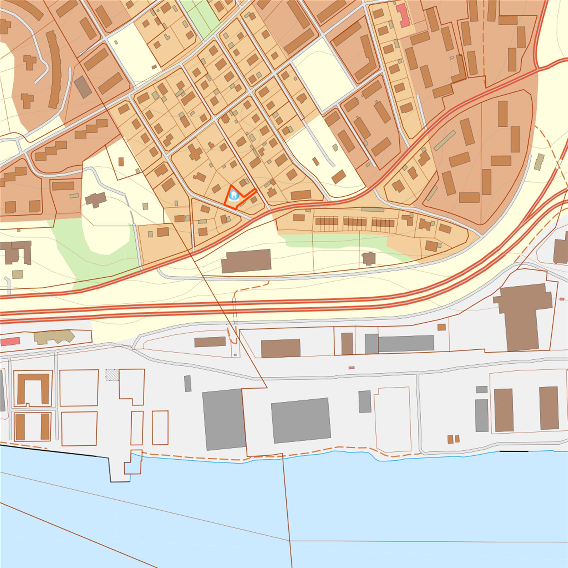 Områdeskarta
