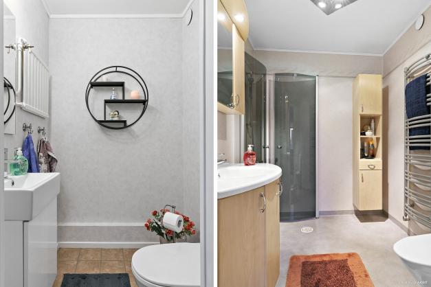 WC och badrum