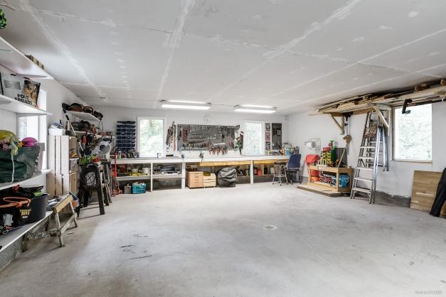 Garage insida