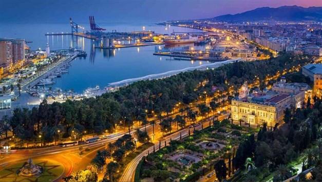 Områdesbild - Málaga