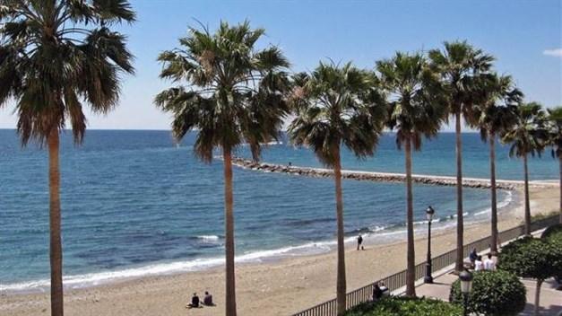 Områdesbild - Stranden