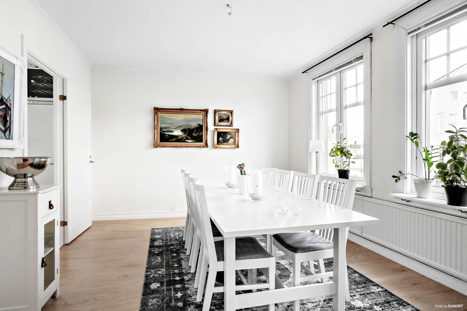 Lägenhet 2: Matrum