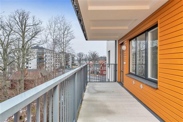 13 kvm balkong