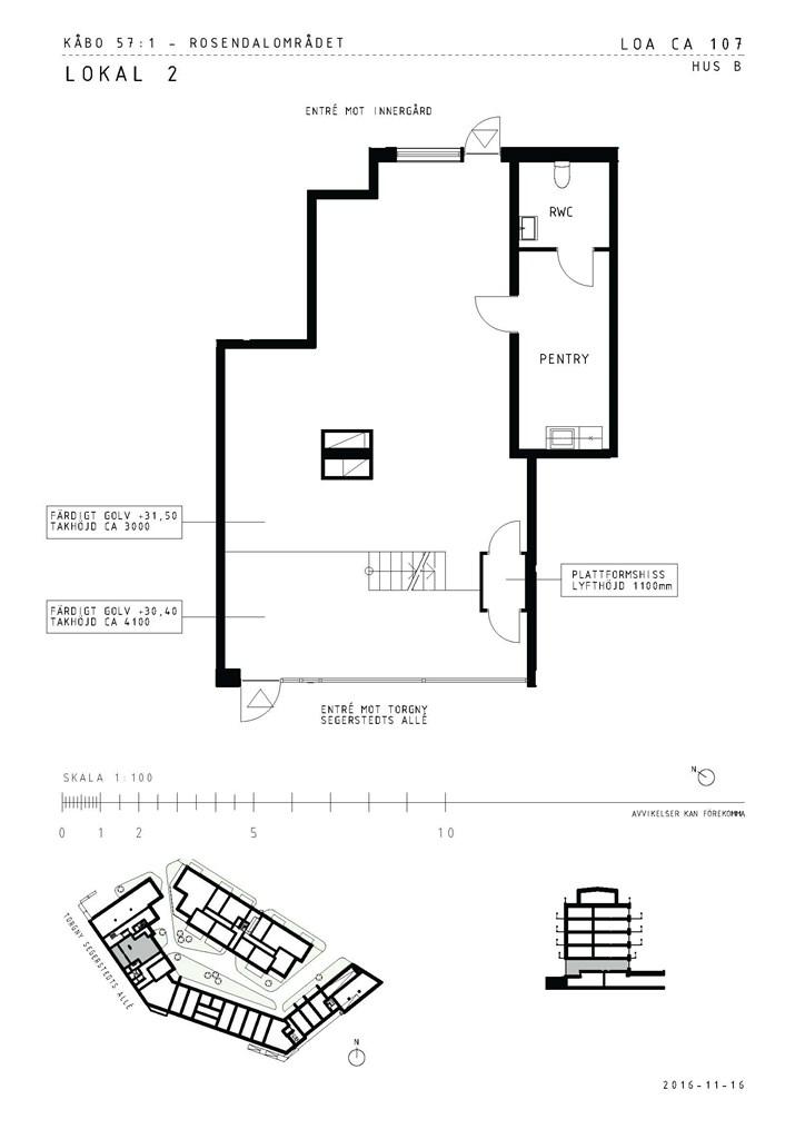 107 m²