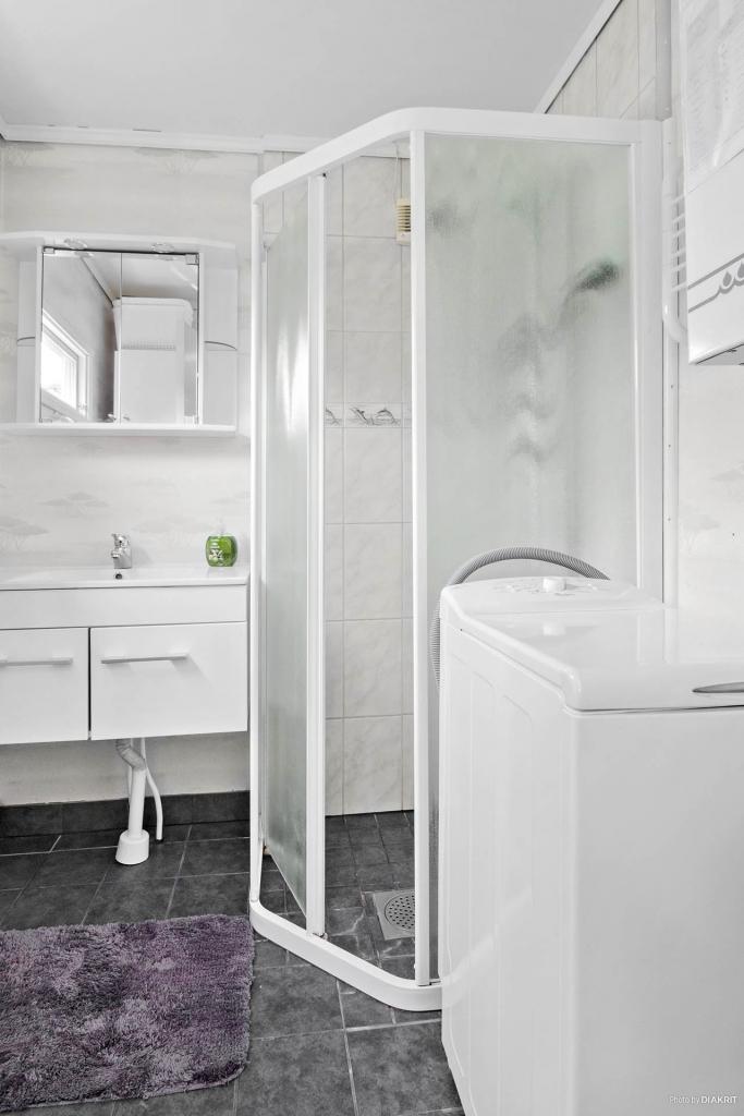 Dusch och tvätt
