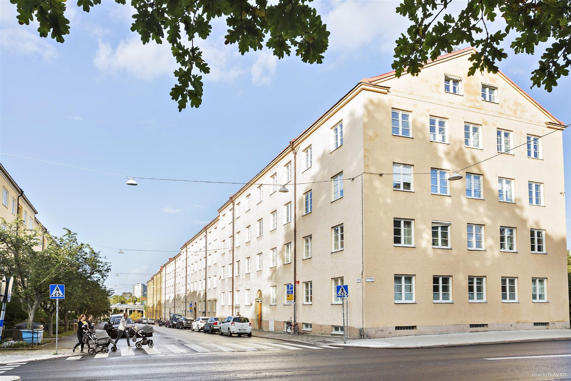 Runiusgatan/ Rålambsvägen