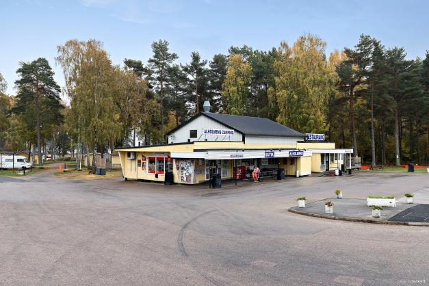 Alholmen Bad & Camping