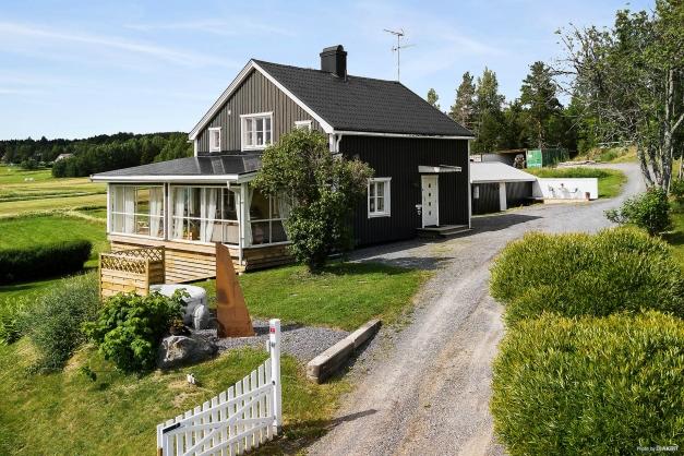 Välkomna till Sunne, intill Långsjön.