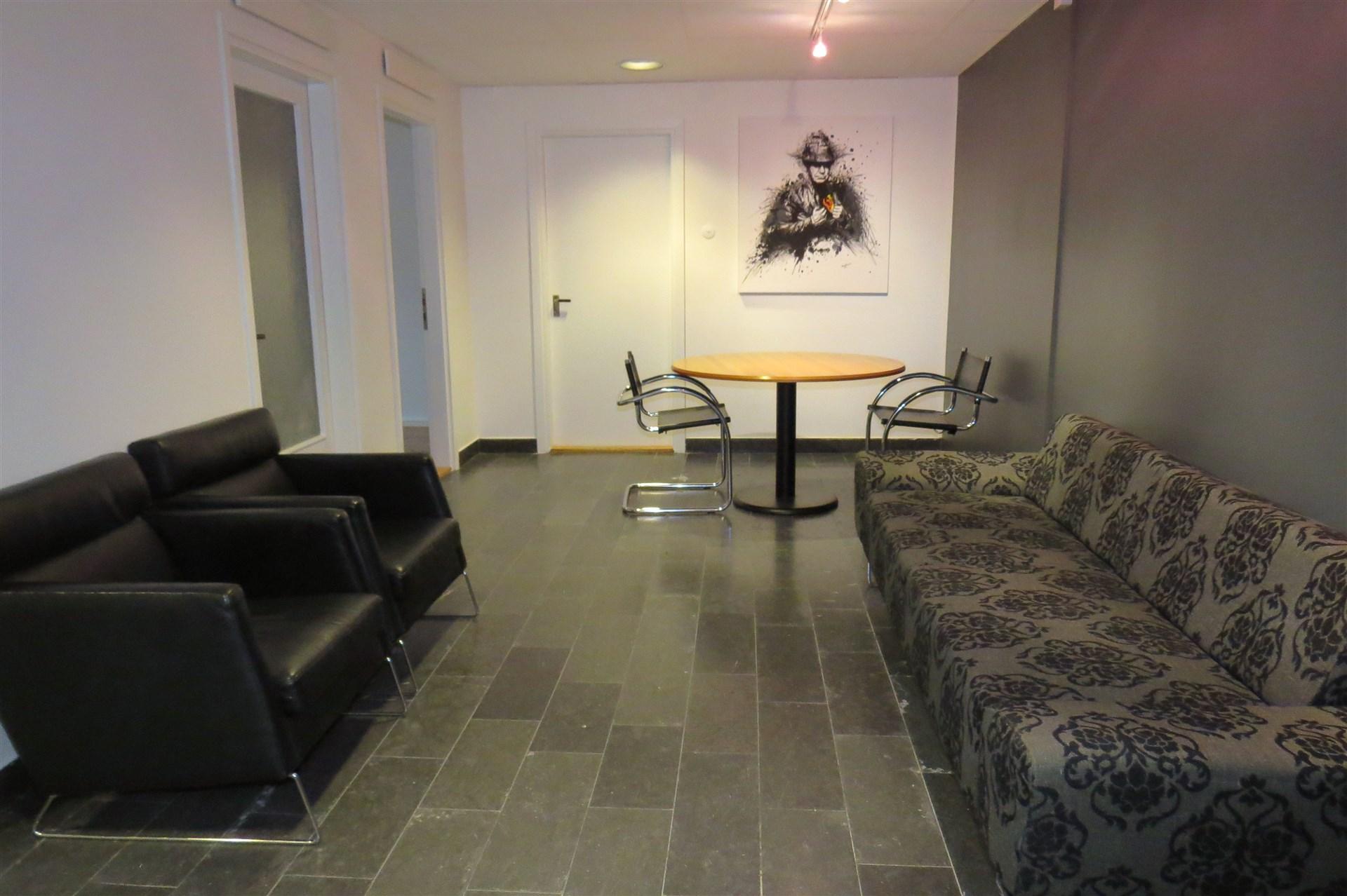 Mottagningsrum-/hall