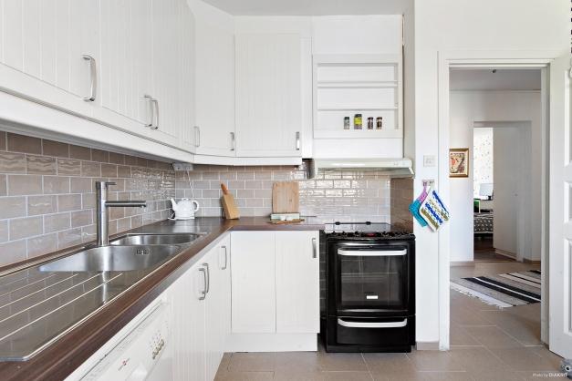 Renoverat och hemtrevligt kök