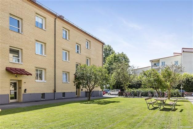 Välkommen till Stridsbergsgatan 4 A!