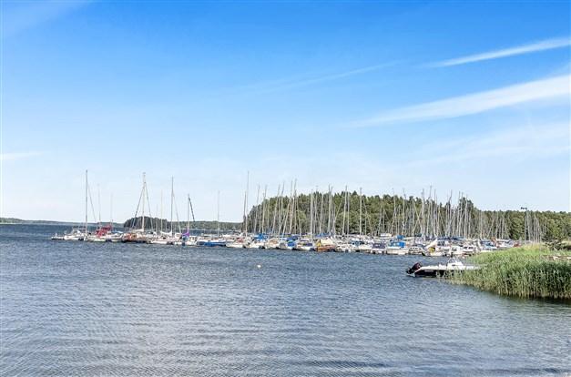 NSS båthamn i området