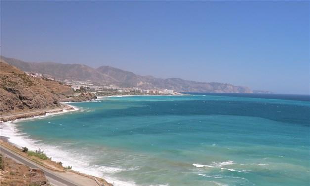 Utsikt från Ladera del Mar 2
