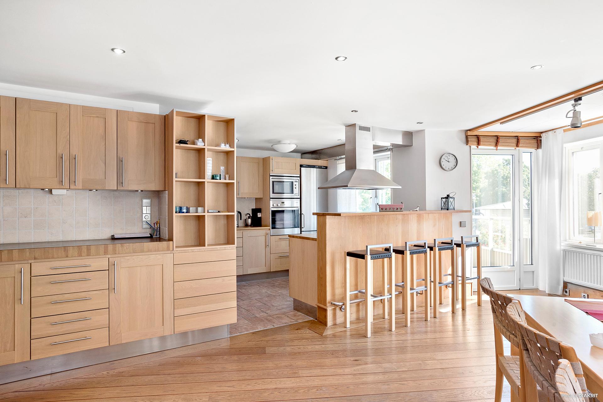 Samlingslokal med fullt utrustat kök