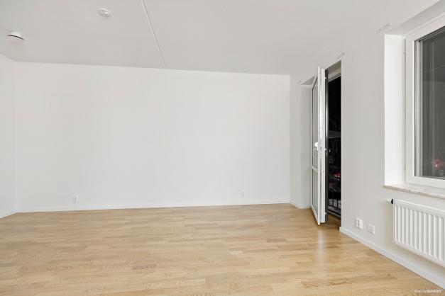 Bild från en spegelvänd bostad