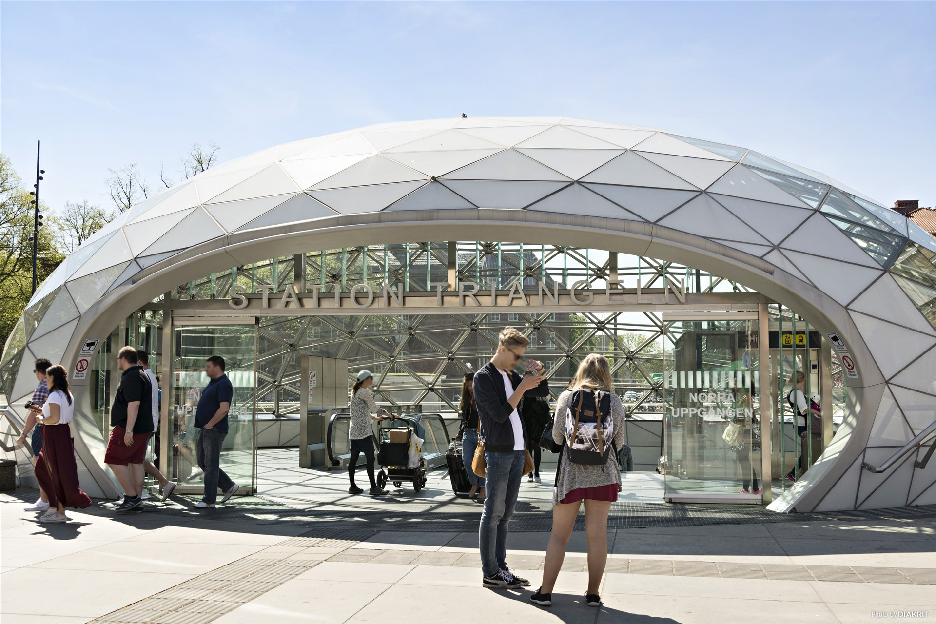 Triangelns station/Citytunnel