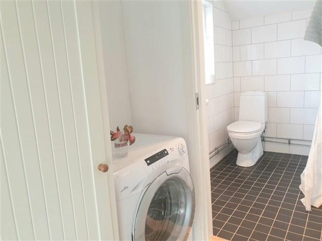 WC/Dusch/Tvätt i gästhus