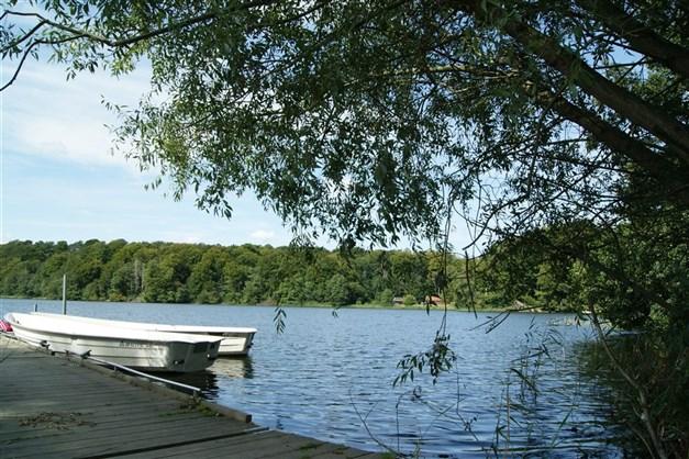 Nära till Gyllebosjön