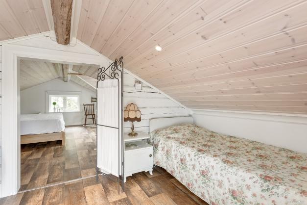 Rum på loftet