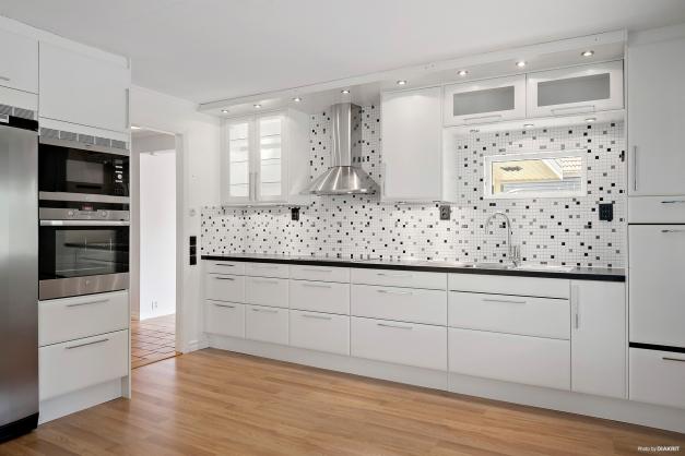 Snyggt kök med inredning från Myresjökök