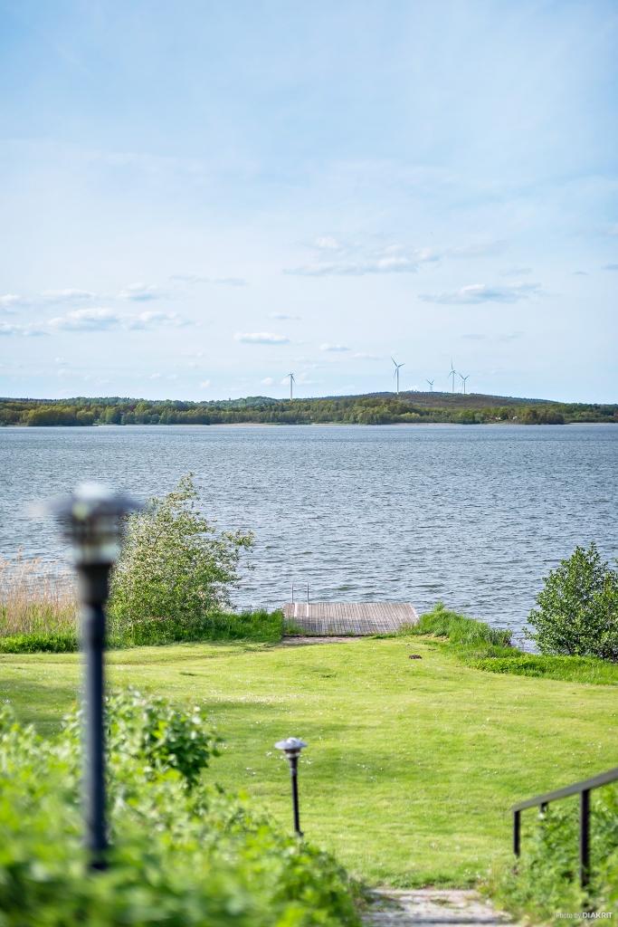 Utsikten över sjön