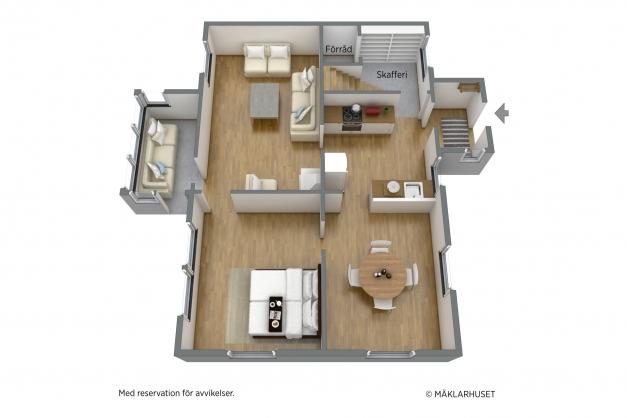 Våning 1
