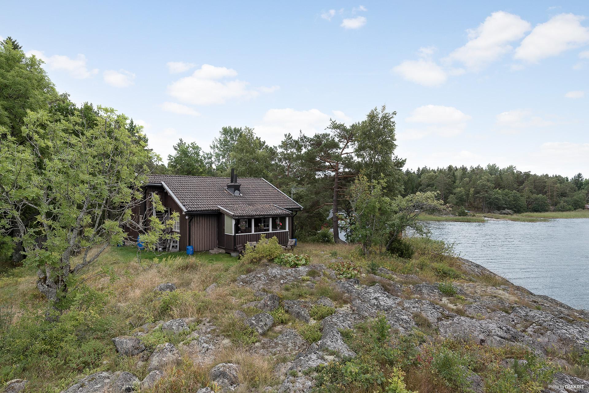 Huset på udden