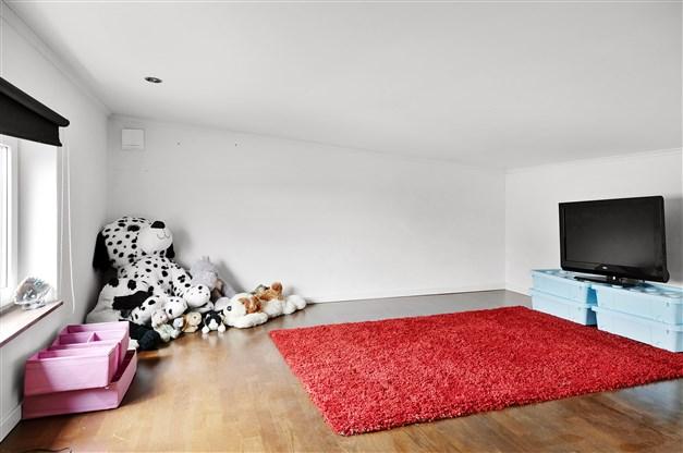 Uthyrningsdel - sovrum 3