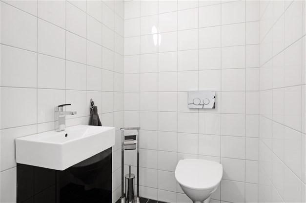 Rum / Gästrum med egen toalett