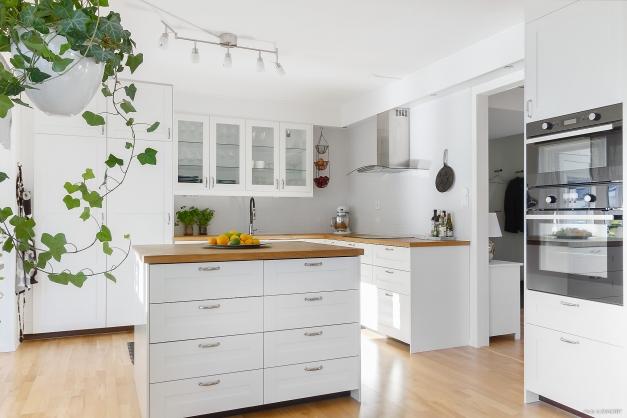 Köksö och modern utrustning