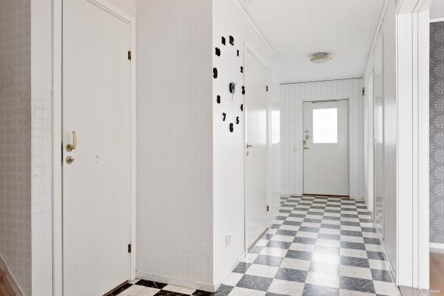 Hall - entréplan
