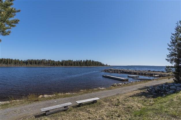 Båtplatser i närområdet.