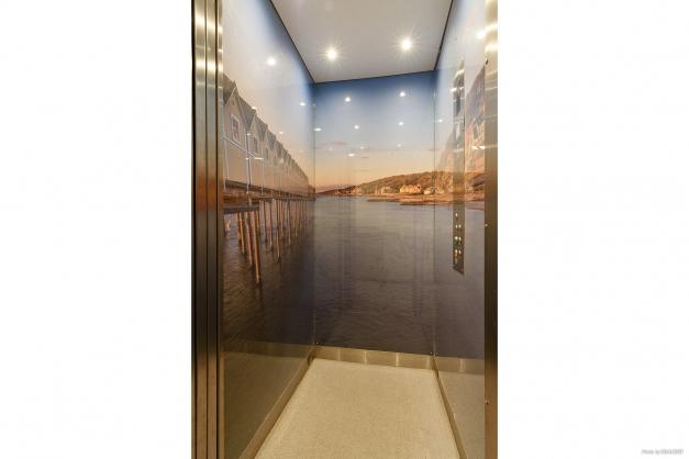 Stor hiss från markplan