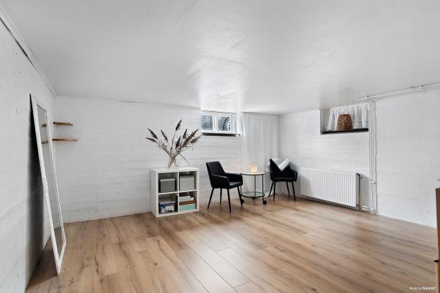 Allrum/sovrum källare