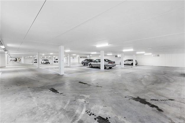 Gemensamt garage