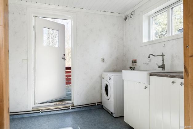 Grovingång/tvättrum