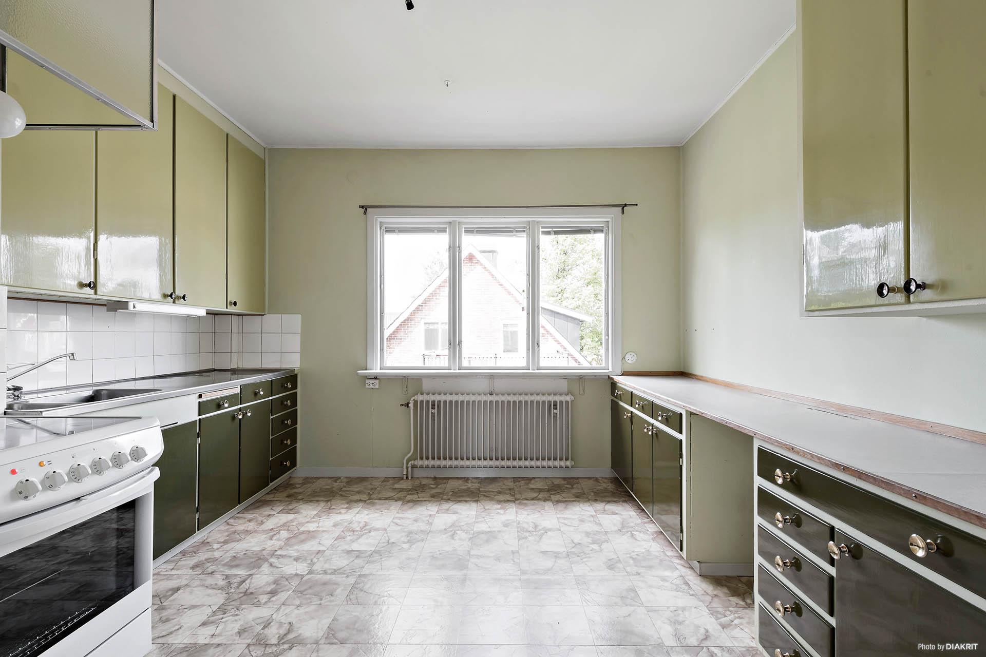 Lägenhet våning 2. Kök