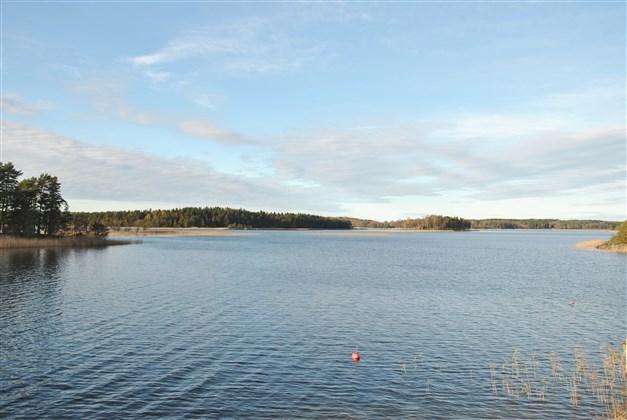 Utsiktsvy, Svanfjorden
