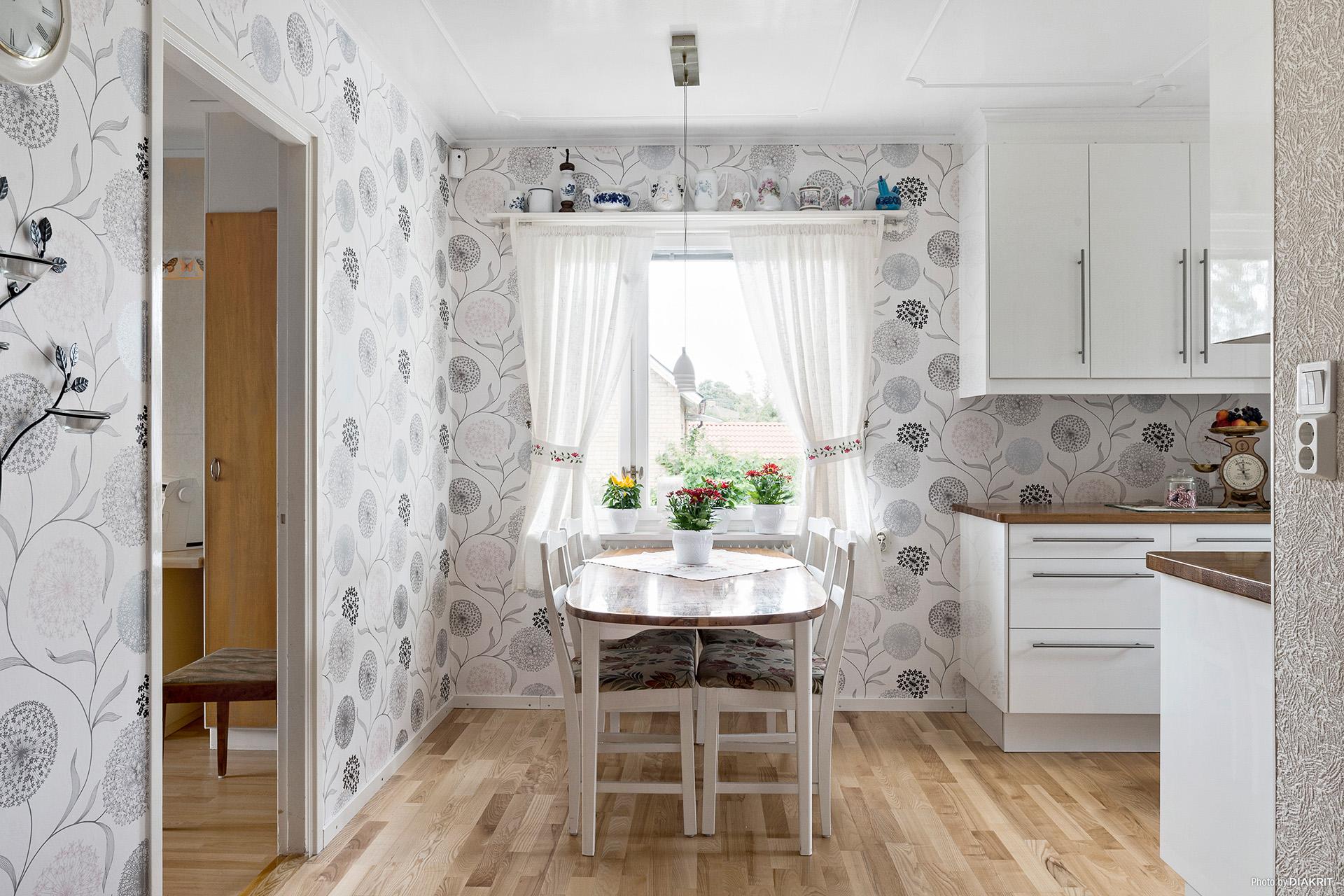Köket och matrummet