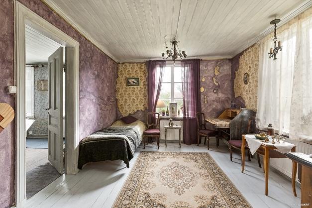 Lägenhet 1: Sovrum