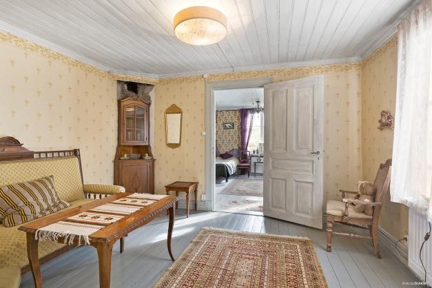 Lägenhet 1: Vardagsrum