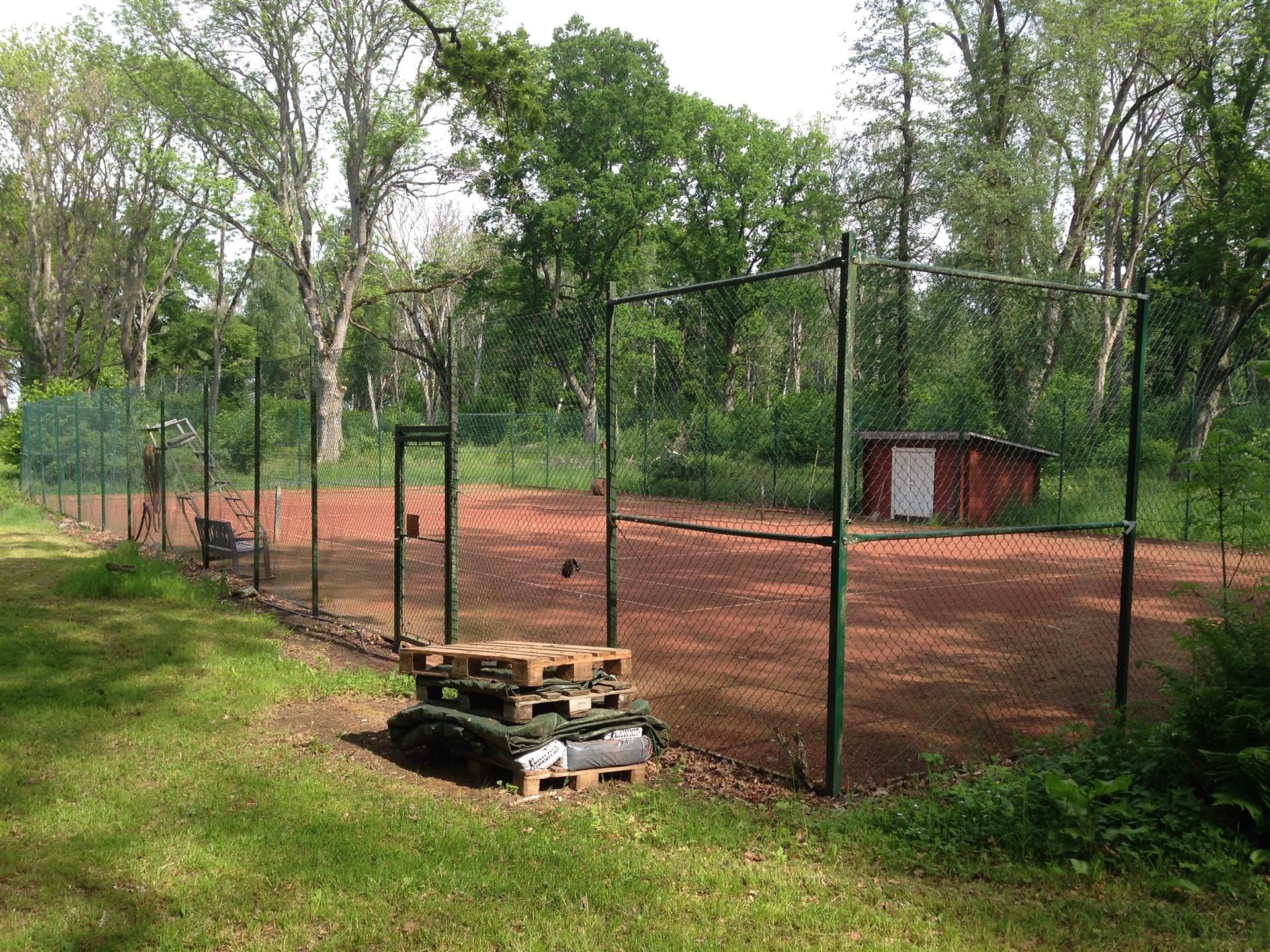 Tennisbanan