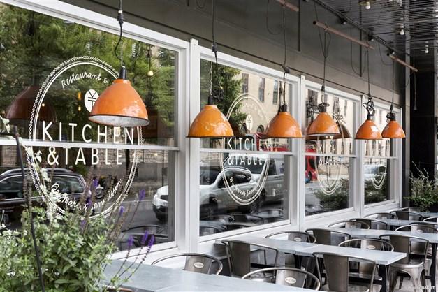 Restaurang Kitchen & Table på Kungsholmsgatan 31
