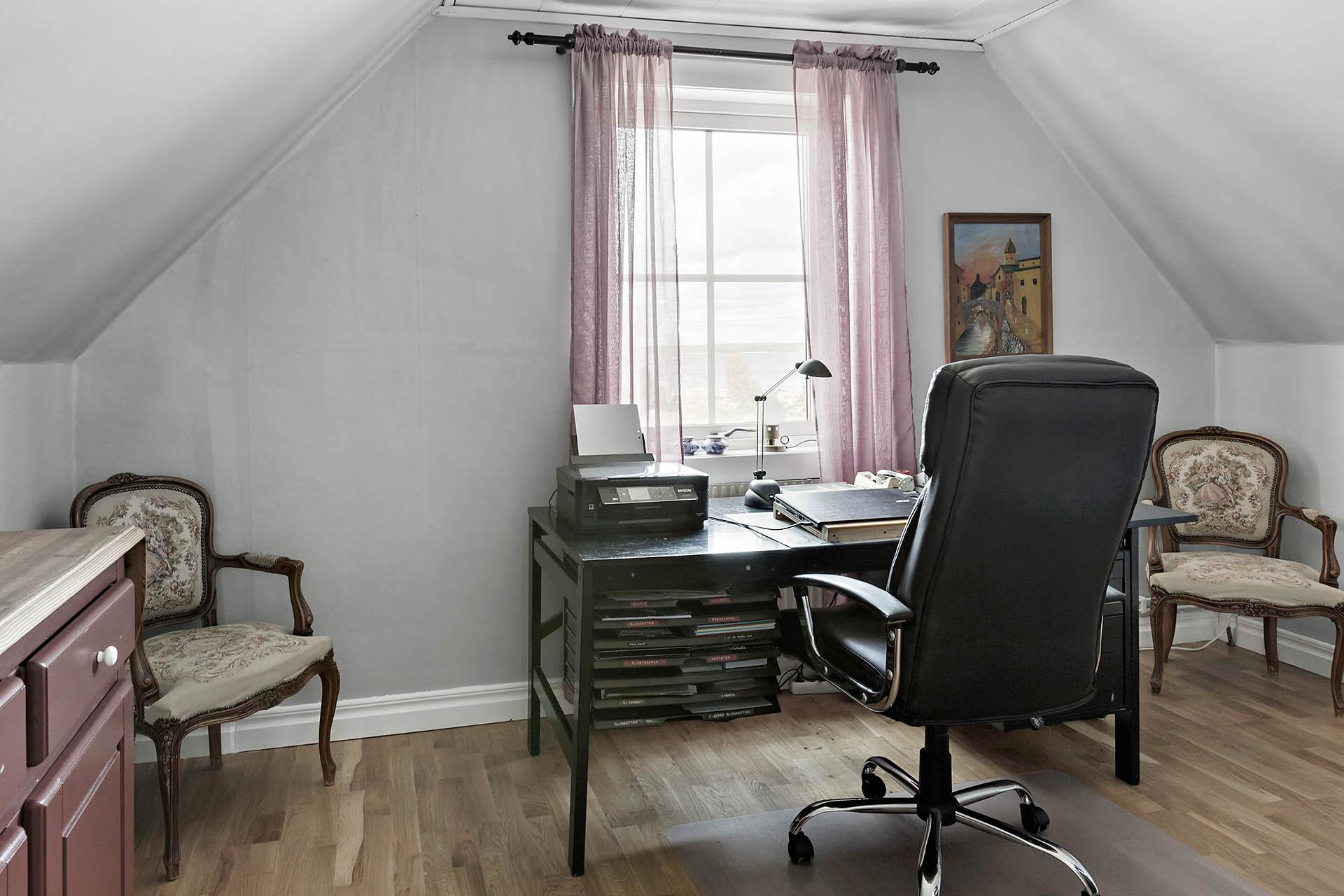 Sov/gäst/arbetsrum