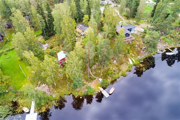 Perfekt sommarställe för familjen med tillgång till bad- och båt brygga! Här kan man umgås på lediga dagar!