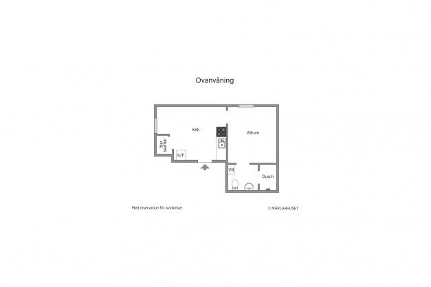 Lägenhet nr 3 (våning 1)