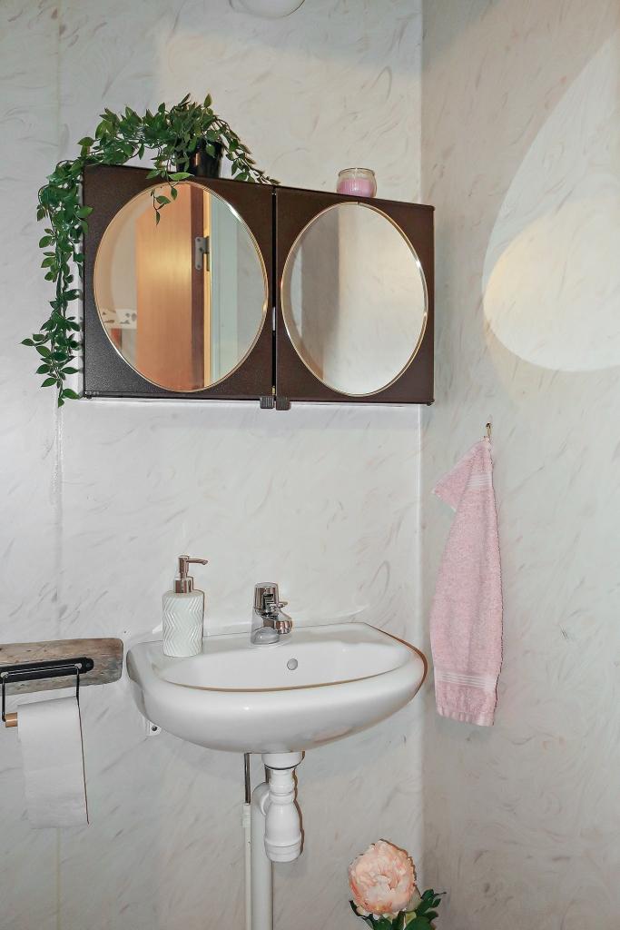 Extra toalett