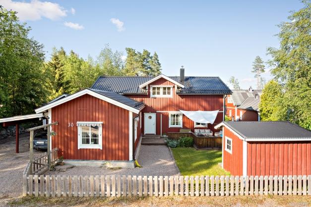 Välkommen till Lundbyvägen 30!