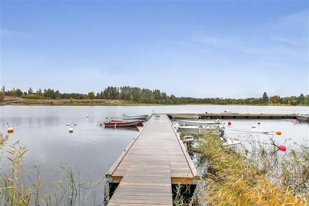 Båtplats Infjärden